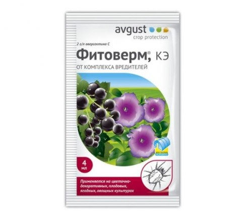 Препарат Фитоверм