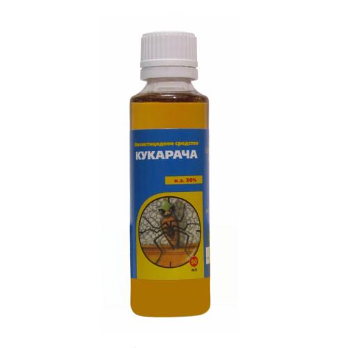 В состав препарата входит яд, парализующий насекомых