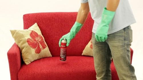 От мокриц помогут избавиться химические средства
