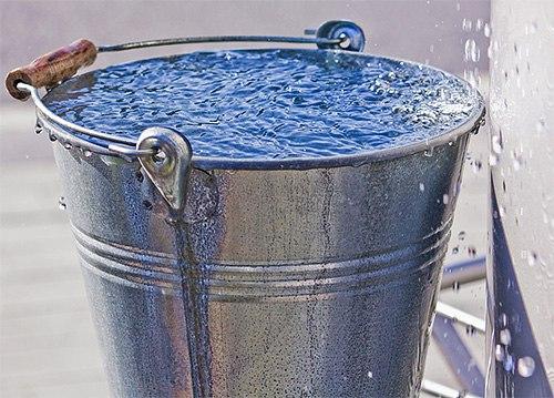 Перед использованием препарат разводят с водой