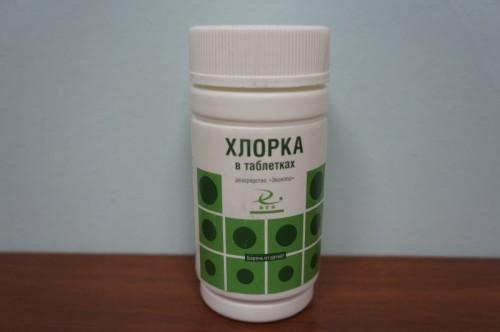 хлорка