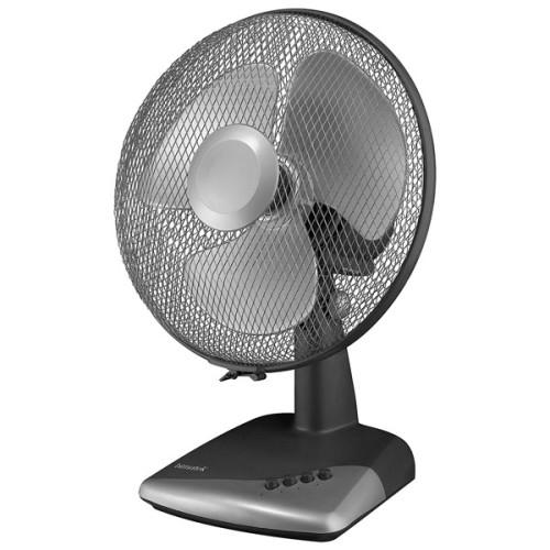 Помещение с повышенной влажностью можно просушить вентилятором