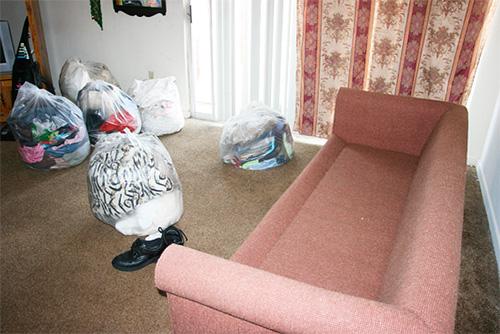 Перед приездом сотрудников сэс квартиру нужно подготовить