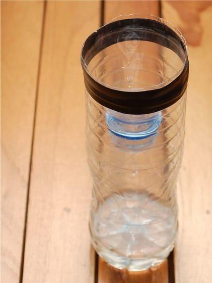 Пластиковая бутыль