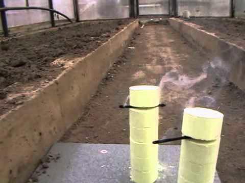 Как средство для уничтожения насекомых дымовая шашка используется только в нежилых помещениях