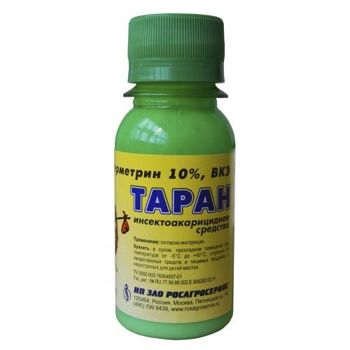Средство о насекомых Таран