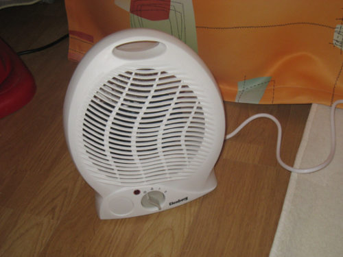 Помещения следует периодически просушивать специальными вентиляционно-тепловыми приборами