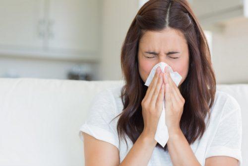В случае сильной аллергии следует немедленно обратиться в больницу